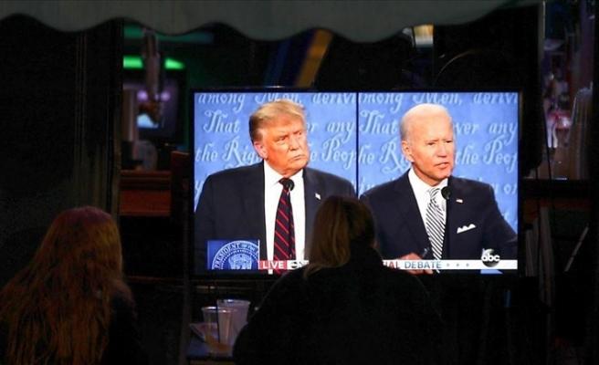 ABD'de başkan adayları Trump ve Biden seçmenleri cevaplayacak