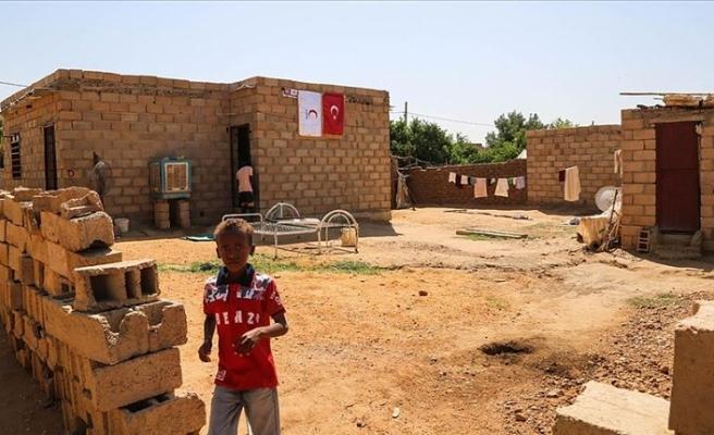 Türk STK'lar Sudan'da sözünü tuttu
