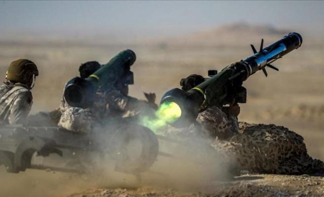 Katar'da Türkiye'nin katılımıyla düzenlenen 'NASR 2020' askeri tatbikatı sona erdi