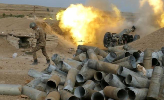 Uluslararası Af Örgütü: Ermenistan misket bombası kullandı