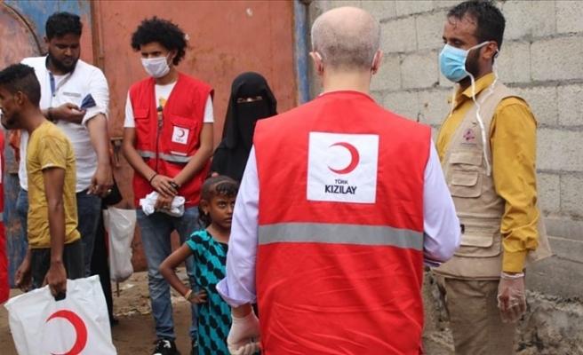 Yemen'de Kızılay personelimize saldırı