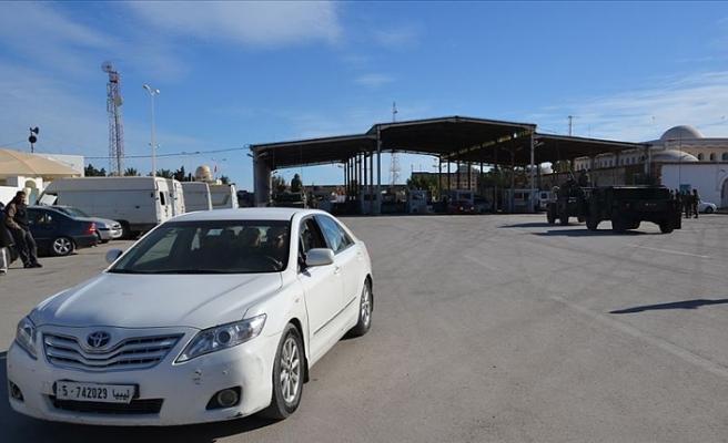 Tunus ve Libya arasında 8 aydır kapalı olan kara sınırı açıldı