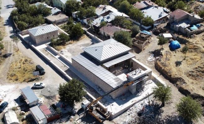 800 yıllık cami eski ihtişamına kavuşuyor