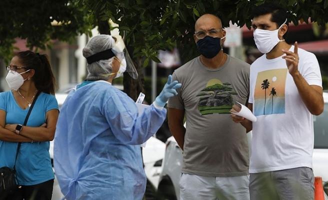 ABD'de Kovid-19 salgınında vaka sayısı 9 milyon 478 bin 422'ye ulaştı
