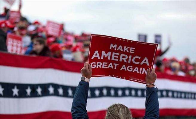 ABD'de seçime 3 gün kala Biden ile Obama Michigan'da ortak program düzenledi