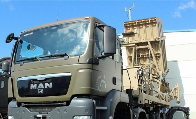 ABD İsrail'den aldığı Demir Kubbe sistemlerini aktifleştiriyor