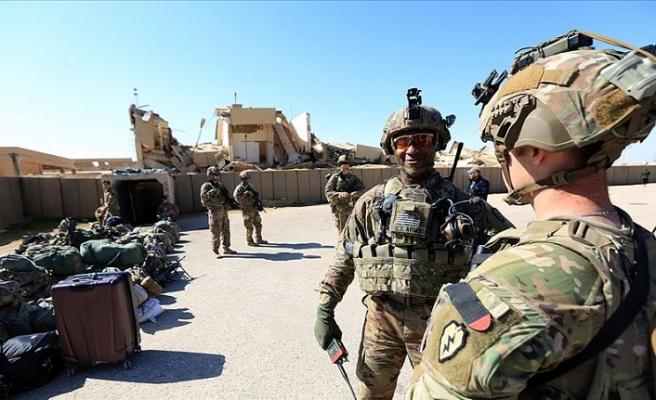 Amerika ana kıtası dışında 320 binden fazla ABD askeri bulunuyor
