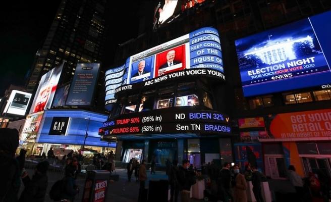 AGİT: ABD seçimleri son derece kutuplaşmış bir ortamda yapıldı