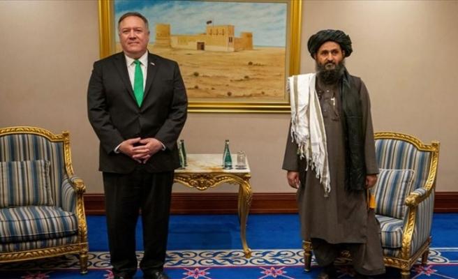 ABD Dışişleri Bakanı Pompeo, Taliban ve Afgan heyetleriyle görüştü