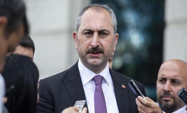 Adalet Bakanı Abdulhamit Gül, Viyana'daki terör saldırısını kınadı