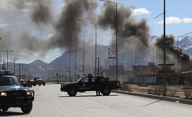 Afganistan'da saldırı! 12 ölü!