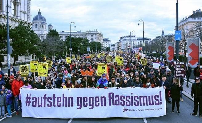 Avusturya'da Müslümanlar'a yönelik ırkçı saldırılarda artış var