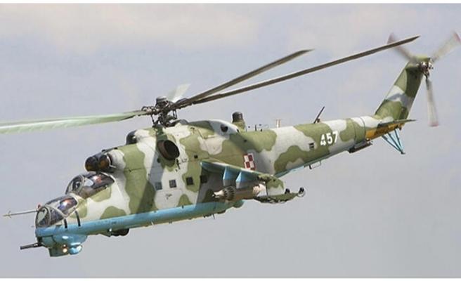 Azerbaycan Dışişleri: Rus helikopteri yanlışlıkla vuruldu