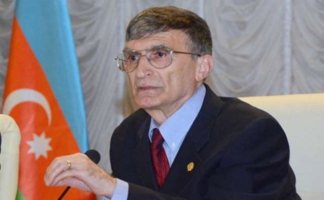 Aziz Sancar'dan, Azerbaycanlı öksüze eğitim yardımı