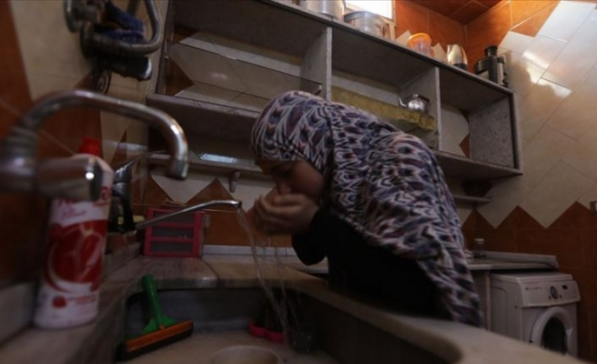 Bab halkı, Türkiye'nin yardımıyla evlerinden temiz su içebilecek