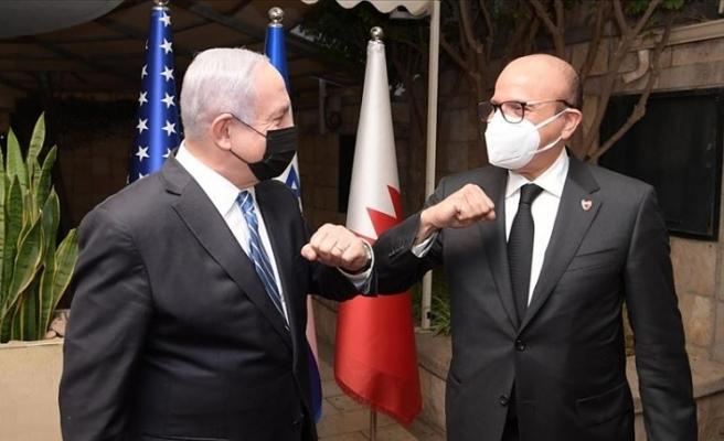 Bahreyn Dışişleri Bakanı Mescid-i Aksa'yı ziyaret etmeden Kudüs'ten ayrıldı!