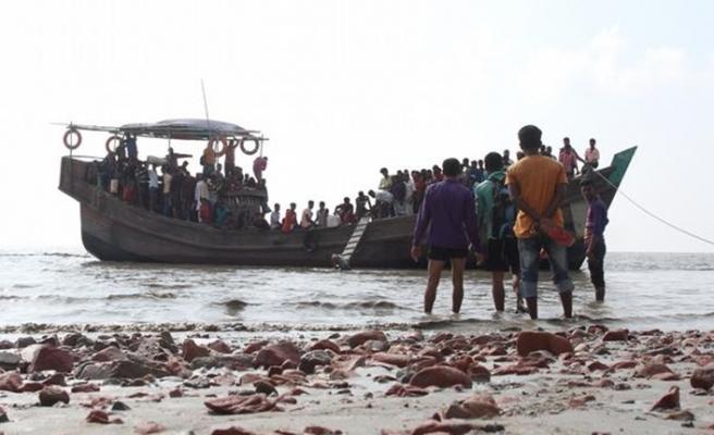 Bangladeş'e 'Arakanlıları adaya yerleştirmekten vazgeçin' çağrısı