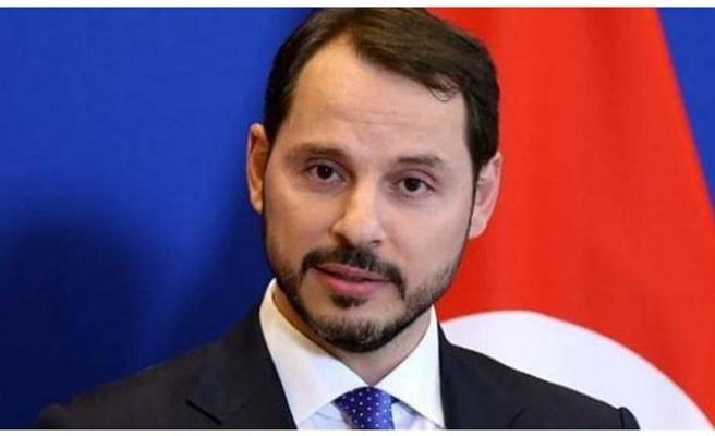 Berat Albayrak'ın istifası Cumhurbaşkanı tarafından kabul edildi