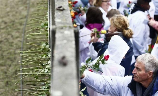 Berlin Duvarı'nın yıkılışının üzerinden 31 yıl geçti