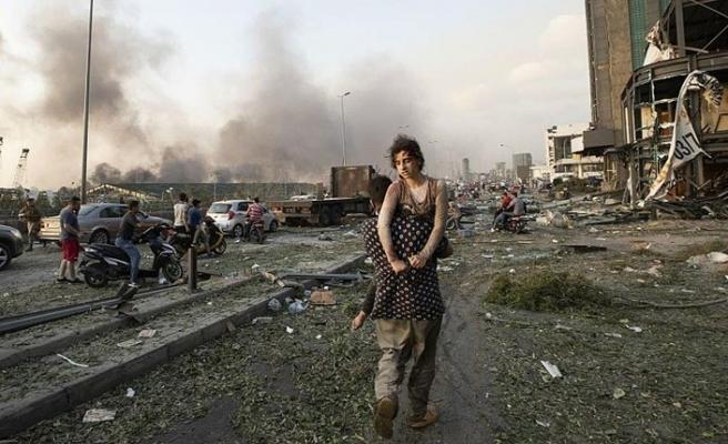 Beyrut Limanı'ndaki patlamayla ilgili 28 gözaltı kararı