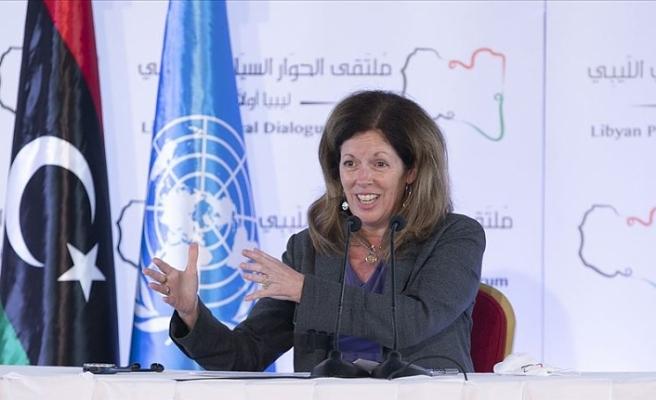 BM Libya Destek Misyonu Temsilcisi Williams Libya'daki süreci değerlendirdi: İyimserim