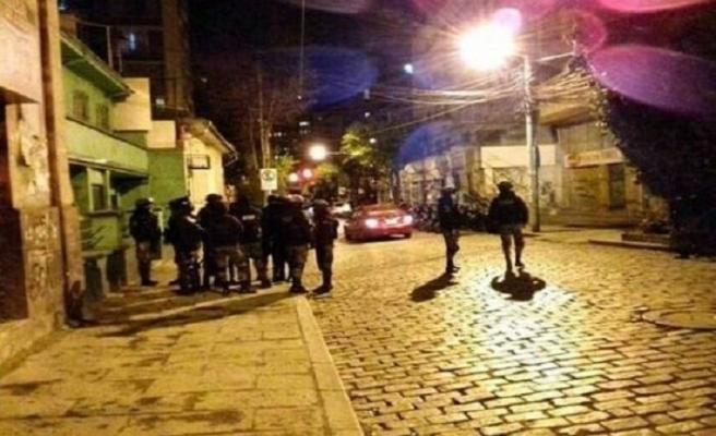 Bolivya'da Devlet Başkanı Acre'ye dinamitli saldırı
