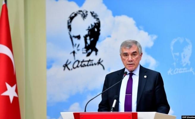 CHP Genel Başkan Yardımcısı Ünal Çeviköz: S-400'ler Türkiye'nin tarihindeki 'en pahalı hurdalık'