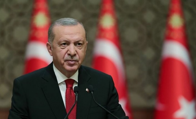 Cumhurbaşkanı Erdoğan Avustralya Başbakanı Morrison ile görüştü