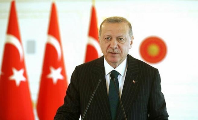 Erdoğan G-20 Zirvesi'nde konuştu: Salgın yoksulluk sorununu derinleştirdi