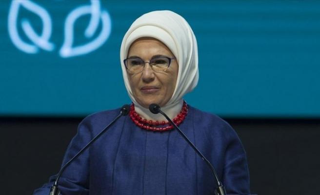 Emine Erdoğan'dan 'Uluslararası İslam Sanatları Günü' mesajı