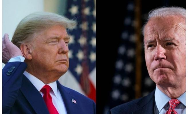 Ankete göre ABD'liler Biden'ın zaferinden ziyade, Trump'ın kaybetmesine sevindi