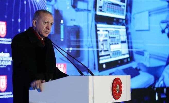 Cumhurbaşkanı Erdoğan: Cari açığımızı minimize etmede savunma sanayinin rolü inkar edilemez