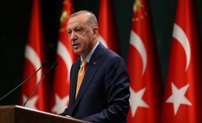 Erdoğan: Kahramanmaraş'a son 18 yılda 35.5 katrilyon tutarında yatırım yaptık