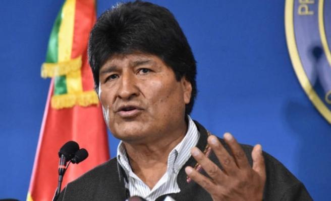 Eski Bolivya Devlet Başkanı Morales ülkesine dönüyor