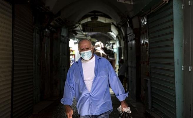 Filistin'de Kovid-19 günlük vaka rekoru kırıldı