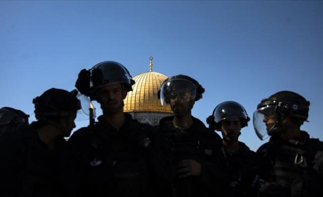 Filistin, fanatik Yahudilerin Mescid-i Aksa'yı ihlal süresinin uzatılmasına tepki gösterdi