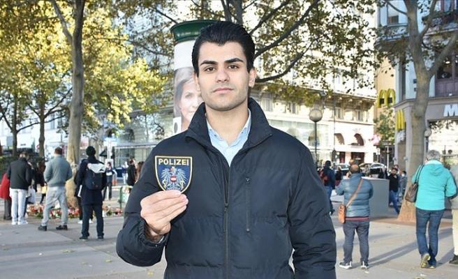 Viyana'daki terör saldırısının görgü tanığı Filistinli Cevde o anları anlattı