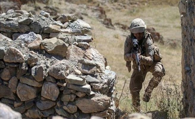 Fırat Kalkanı bölgesinde terör örgütü üyesi 3 şüpheli yakalandı