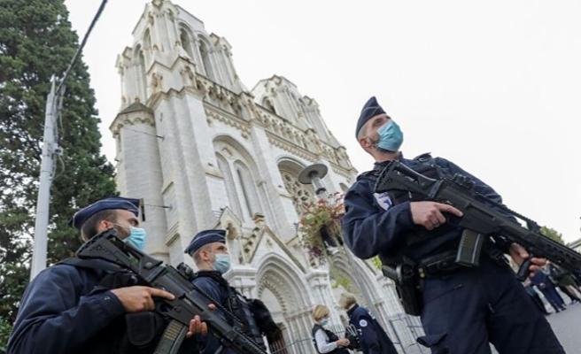 Fransa'da Nice'deki saldırıyla ilgili dördüncü kişi gözaltına alındı