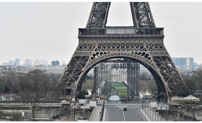 Fransa'da testlerin pozitif çıkma oranı yüzde 17,7 oldu