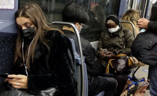Fransa'da Kovid-19 nedeniyle son 24 saatte 394 kişi öldü