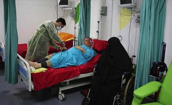 Gazze'de durum kritik! Kovid-19 hastalarına oksijen sağlamada zorluk çekiliyor