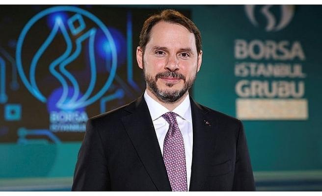 Hazine ve Maliye Bakanı Berat Albayrak'ın Instagram hesabından 'istifa açıklaması' yapıldı