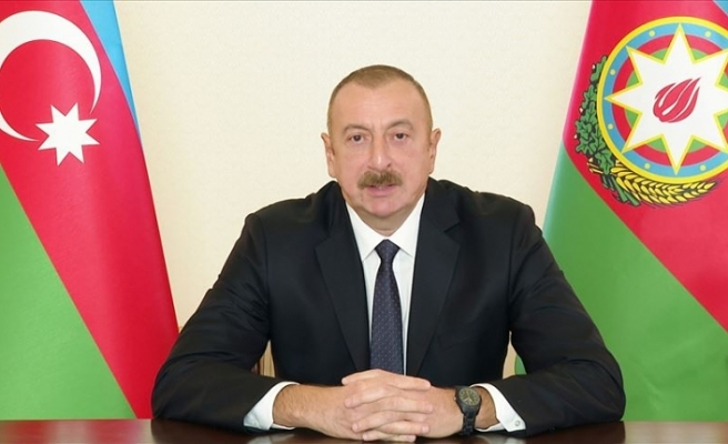 İlham Aliyev, ABD Başkanlığı görevine seçilen Joe Biden'ı kutladı