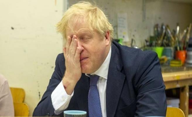 İngiltere Başbakanı Johnson, kendini karantinaya aldı