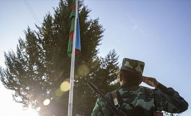 'İnşallah bayraklarımız Karabağ'da dalgalanacaktır'
