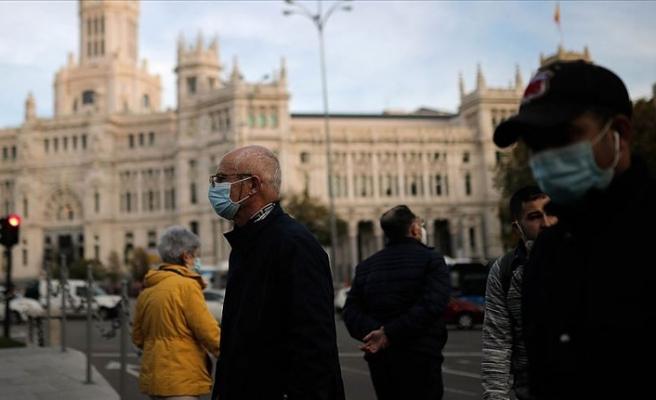 İspanya'da Kovid-19'dan son 24 saatte 252 kişi hayatını kaybetti