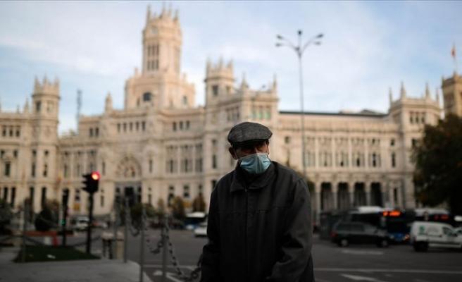 İspanya'da Kovid-19'dan son 24 saatte 308 kişi öldü