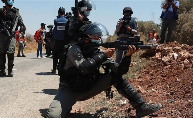İsrail 20 yılda 46 Filistinli gazeteci öldürdü