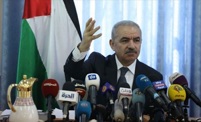 Filistin Başbakanı Iştiyye: İsrail'in iki devletli çözümü ya da demografik erimeyi kabul etme zamanı geldi